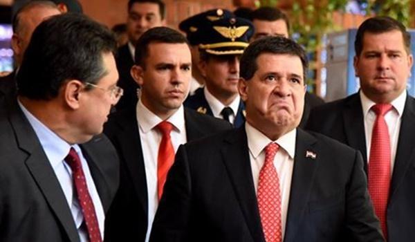 horacio cartes paraguay