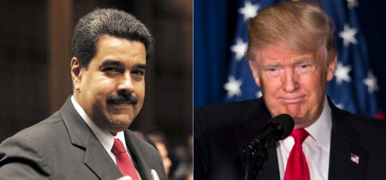 nodal maduro trump intervencion