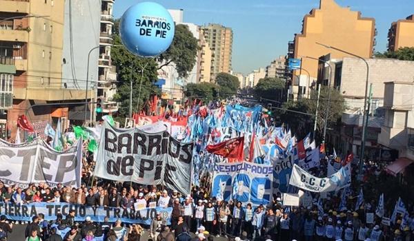 organizaciones sociales + argentina