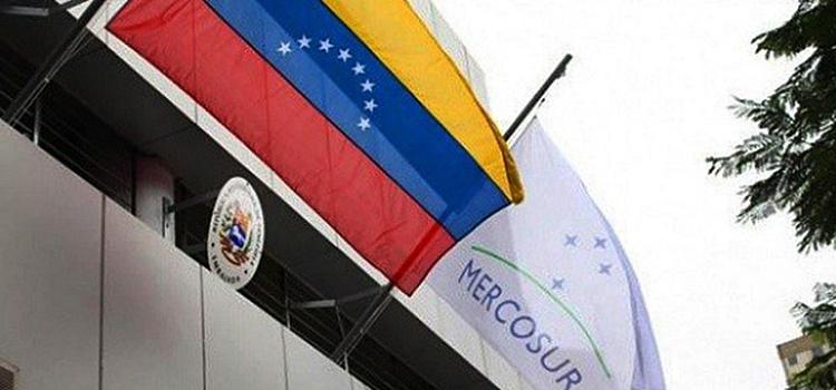 venezuela + mercosur