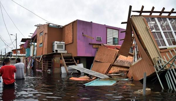 huracán maria -pr