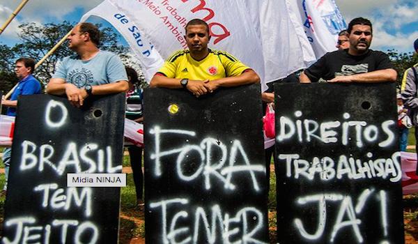Reforma Laboral Brasil