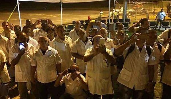 brigada cubana