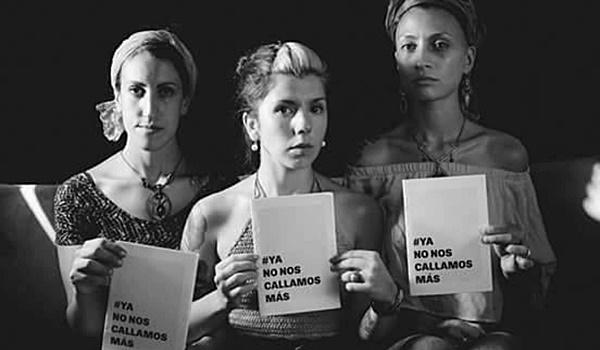 #yanonoscallamos – campaña