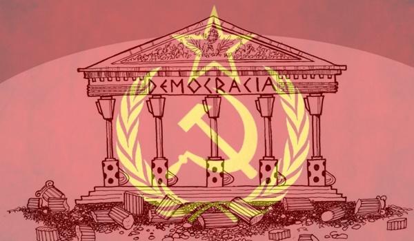 comunismo-democracia