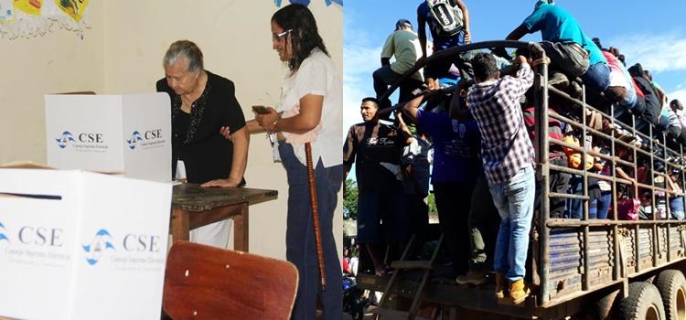 elecciones + Nicaragua
