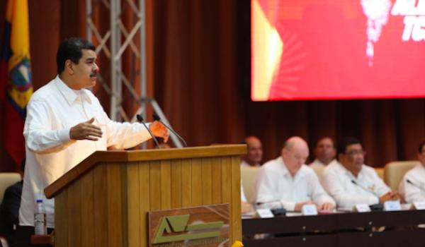 Nicolas Maduro Alba