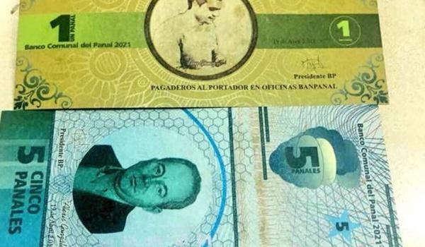papel moneda venezuela