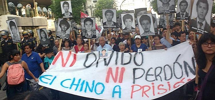 perú + indulto a fujimori