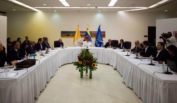 venezuela-diálogo