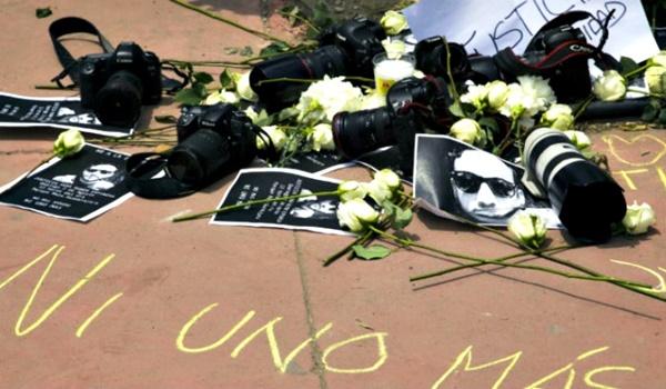 asesinato a periodistas