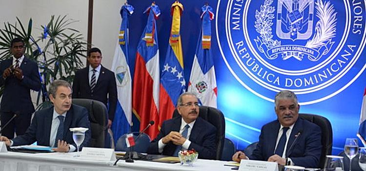 diálogo + venezuela + oficialismo + oposición