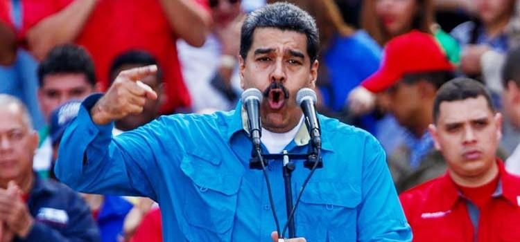 nicolás maduro + venezuela