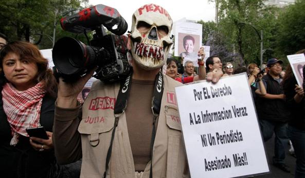 PeriodistasMexicanos
