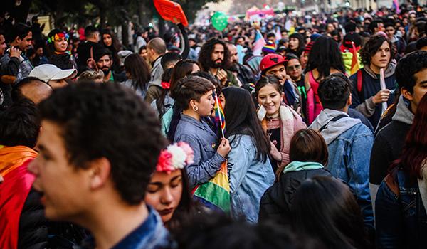 Marcha por el Orgullo 2018