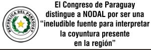 declaracion nodal paraguay