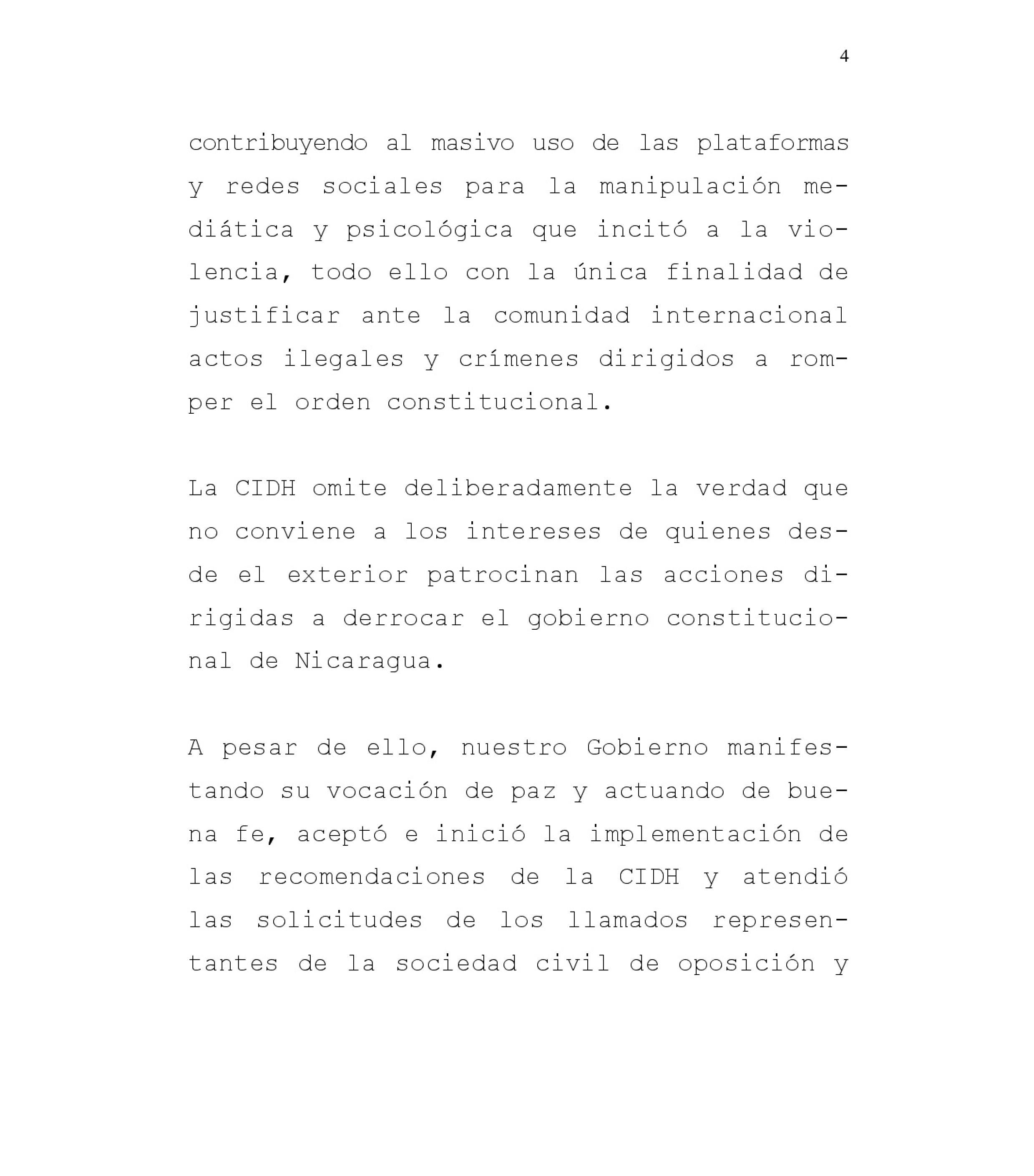 informe Nica CIDH-4