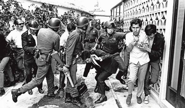 Foto: 1968, archivo del diario El Universal de México.