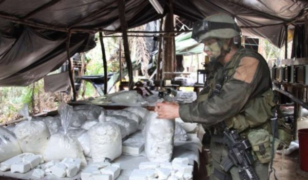 Colombia antidrogas