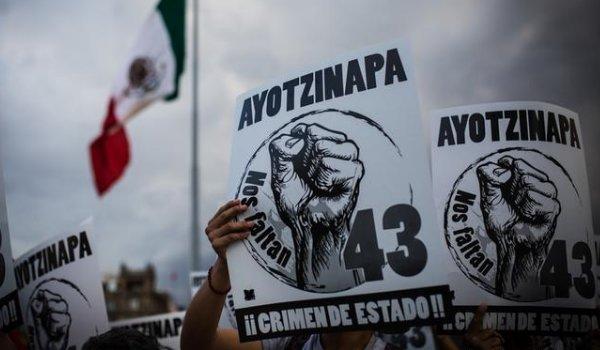 El sismo social del ´68 y el crimen de Estado de Ayotzinapa