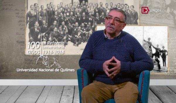 Jorge Flores UNQ