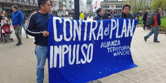 Mapuche plan impulso araucanía
