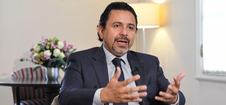 Miguel Ceballos Alto Comisionado para la Paz Colombia