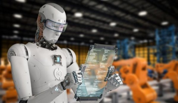 robot trabajadores