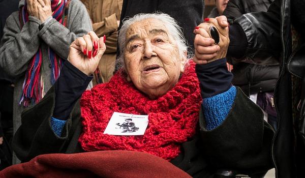 Ana Gonzalez DDHH Chile
