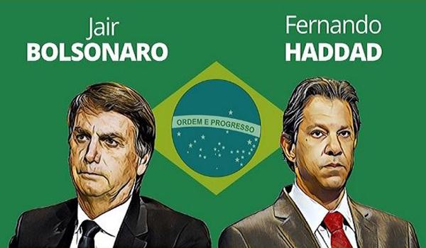 Bolsonaro-Haddad