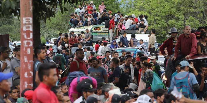 MigrantesCaravana