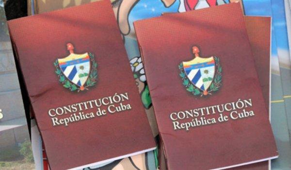 constitucion cuba