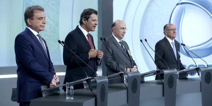 debate elecciones brasil