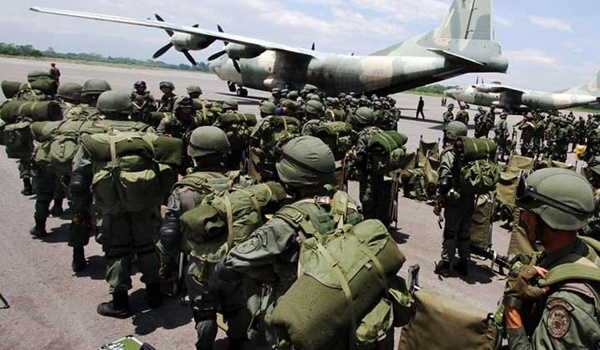 intervención militar