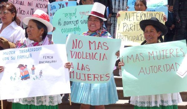 perú patriarcado