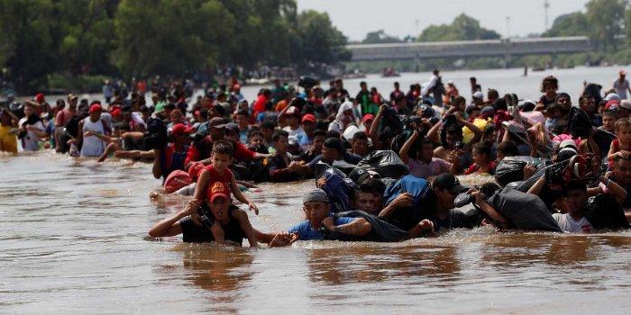 segunda caravana migrante