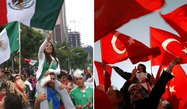 México Turquía