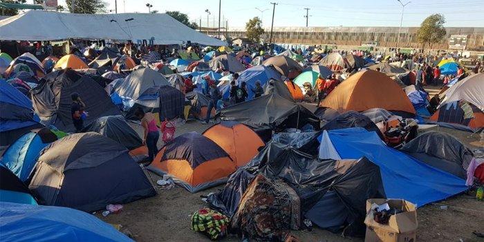 caravana migrantee