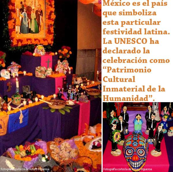 méxico cultura día de los muertos