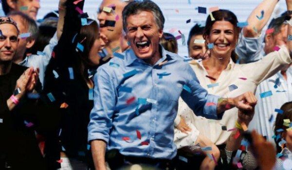 Argentina Mauricio Macri