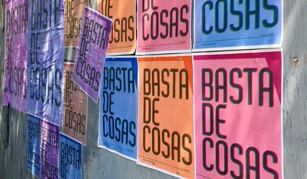 #BastaDeCosas Chile