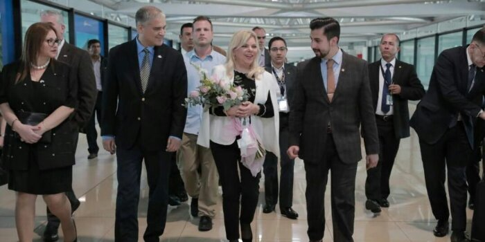 Sara Netanyahu Guatemala