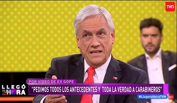 chile piñera