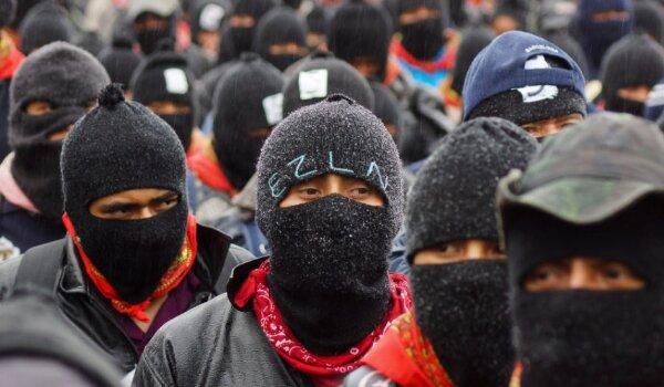 EZLN Ejército Zapatista de Liberación Nacional