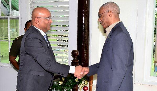 Guyana David Granger Jadgeo