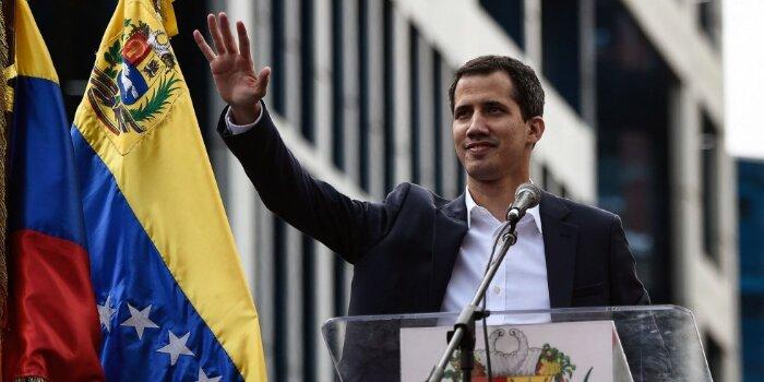 Juan Guaidó Venezuela AN