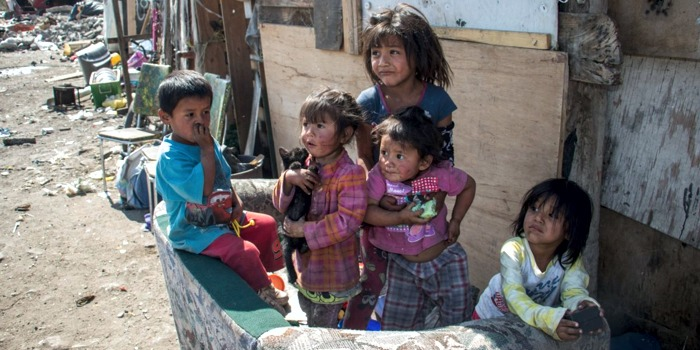 niñez pobreza america latina