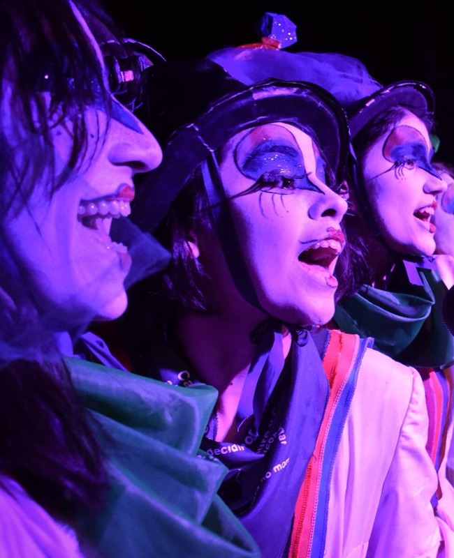 Carnaval murga feminismo mujeres
