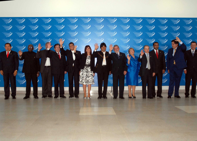 Presidentes_unasur