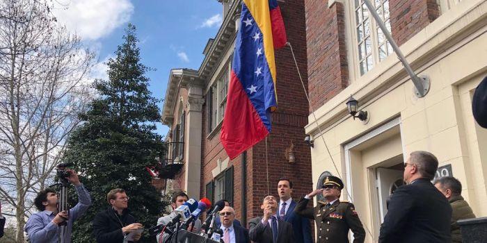 Venezuela consulado